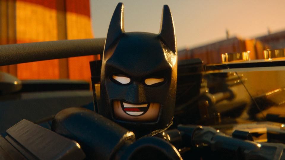 Pour cent briques, t'as Lego Batman — Cinéma