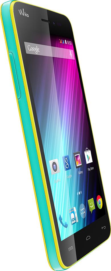 Wiko Lenny, smartphone Android KitKat à petit prix : fiche technique