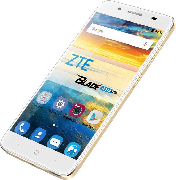 ZTE Blade A610 Plus, 2 jours d'autonomie et un grand écran : fiche