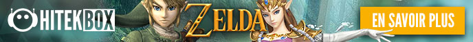Hitek Box Zelda