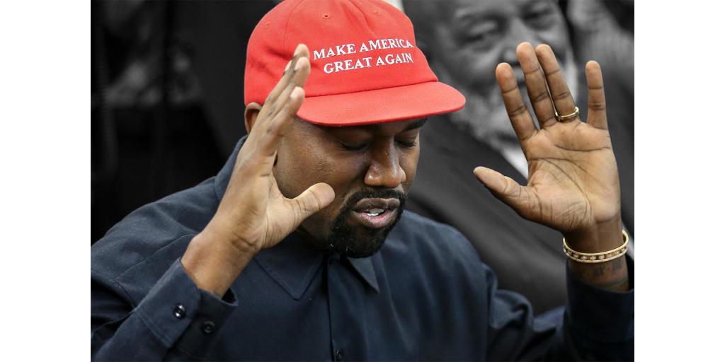 Présidentielle américaine: Kanye West,
