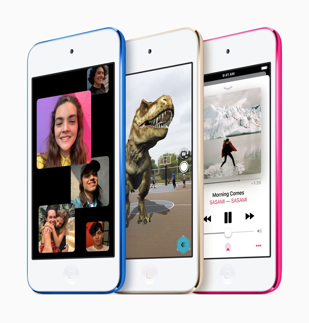 Apple sort un nouvel iPod Touch — Surprise