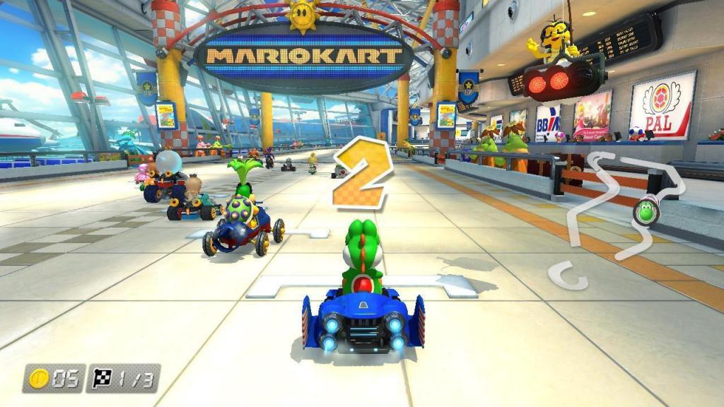 Mario Kart Tour débarque le 25 septembre sur iOS et Android