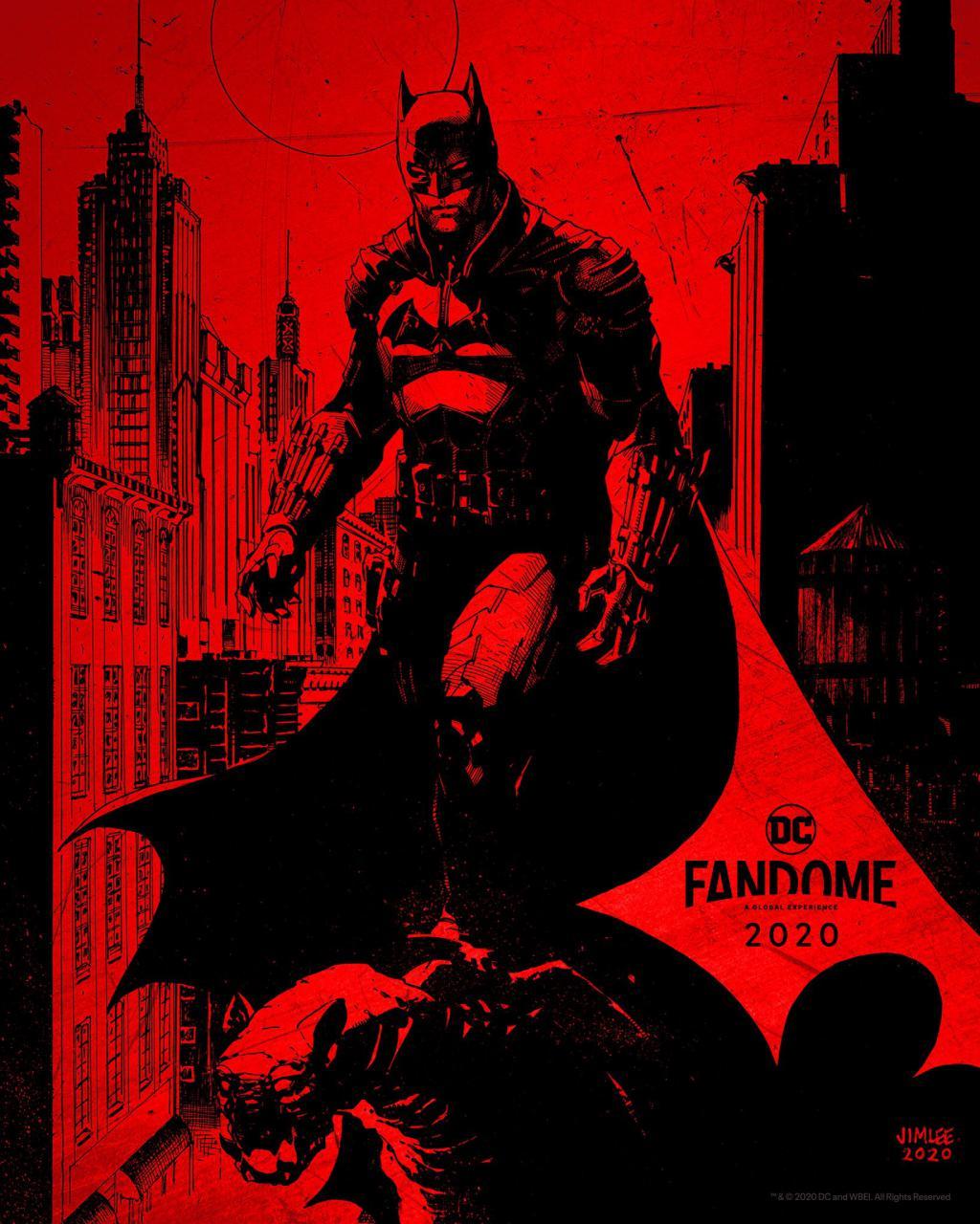 The Batman : découvrez la première bande-annonce avec Robert Pattinson