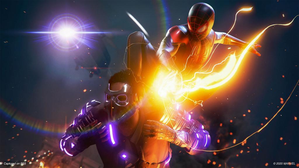 Pour Spider-Man Remastered sur PS5, il faudra repasser en caisse