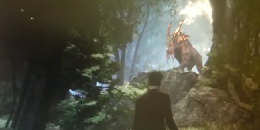 Un potentiel futur RPG Harry Potter en open-world révélé en vidéo