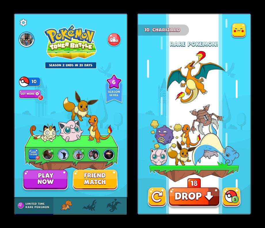Deux jeux Pokémon débarquent gratuitement sur Facebook