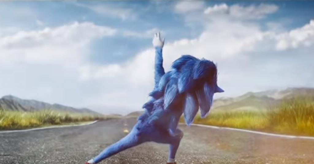 Film Sonic: le design du hérisson bleu va être modifié