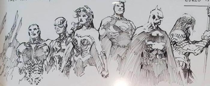The Dreamscapes of Justice League: A Motion Comic; Snyder Cut; Zack Snyder; Liga da Justiça