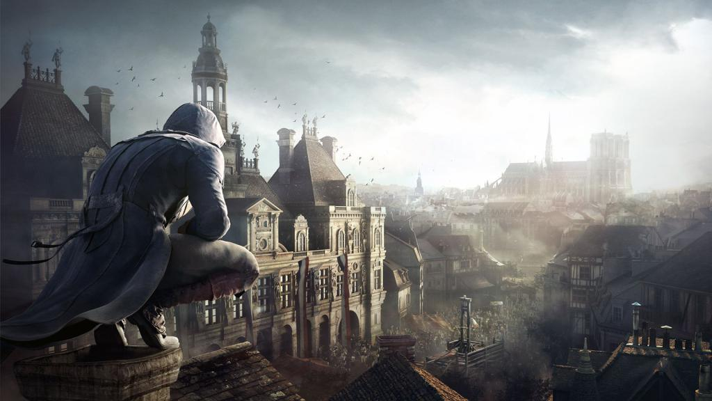Assassin's Creed Unity : Les Gamers rendent hommage à Notre-Dame