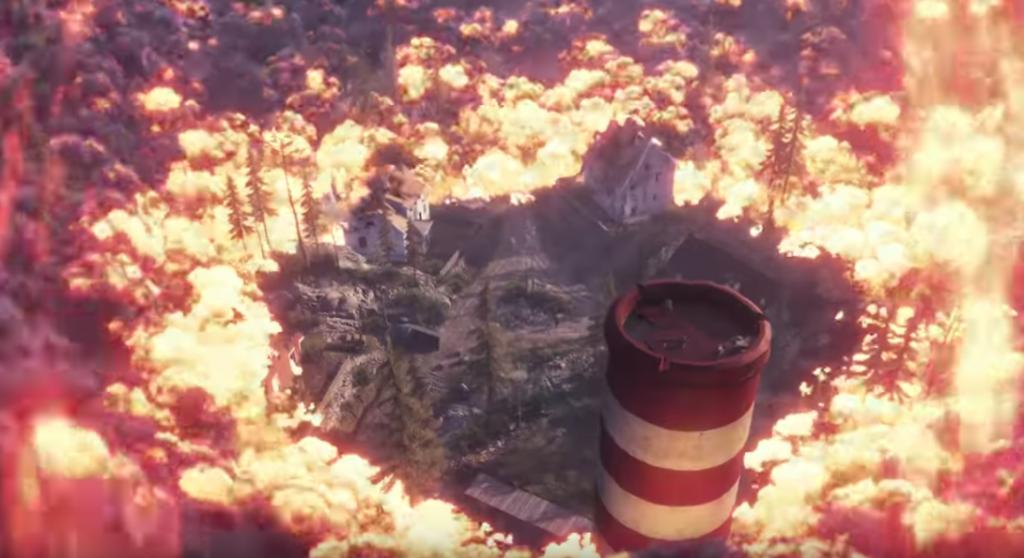 Gamescom : Battlefield 5 largue une bande-annonce explosive