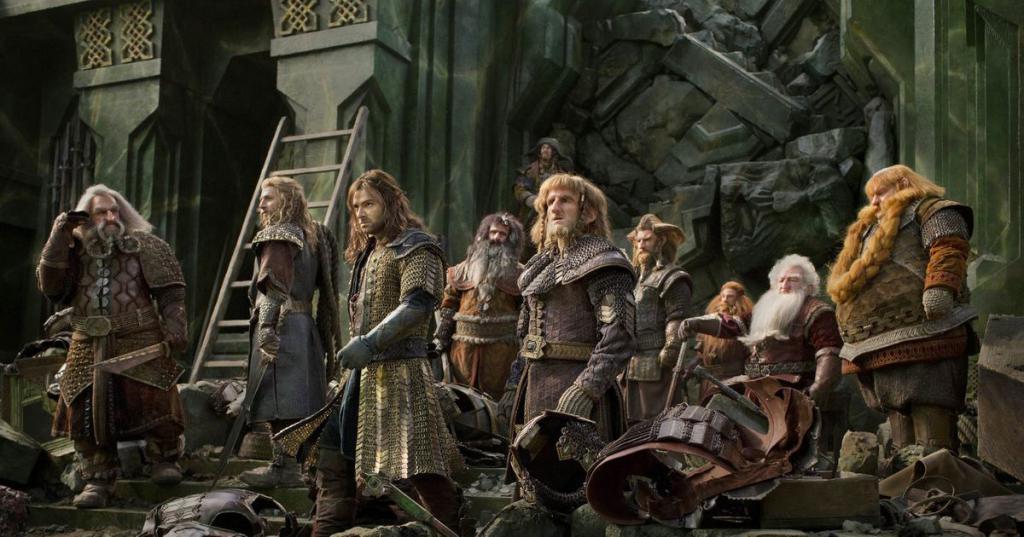 Le Seigneur des Anneaux sur Amazon : 20 nouvelles têtes