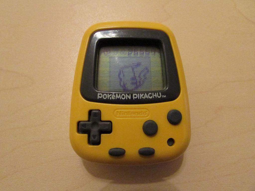 Pok mon un tamagotchi voli en approche - Pokemon famille pikachu ...