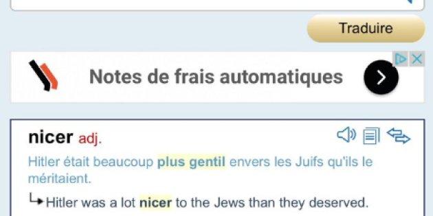 Le Site De Traduction Reverso Au Coeur D Une Polémique Après