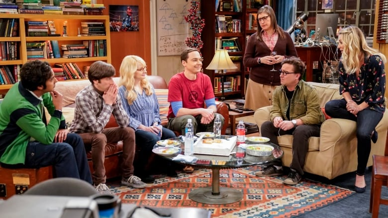 The Big Bang Theory prendra fin après la saison 12