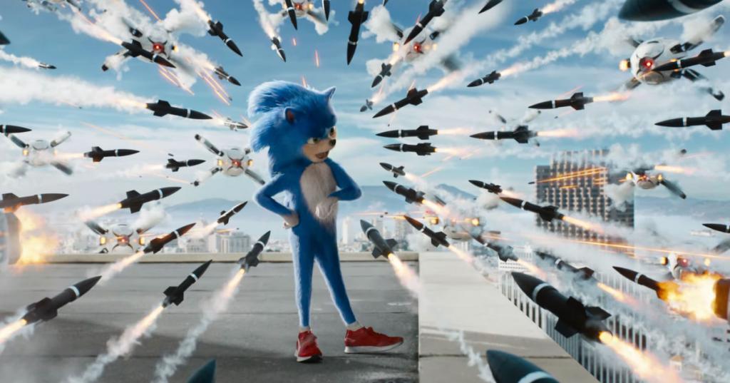 Ridiculisé sur le web, le look de Sonic sera modifié