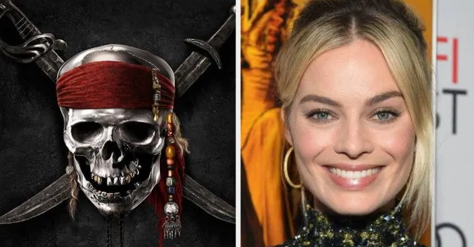 'Pirates des Caraïbes' : Margot Robbie 'remplace' Johnny Depp