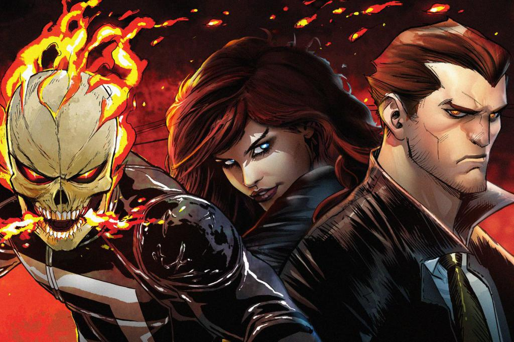 Hulu annonce deux séries Marvel live-action dont Ghost Rider d'ici 2020 !
