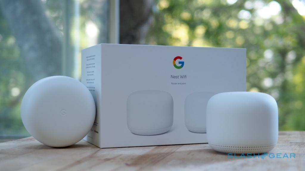 routeur google nest