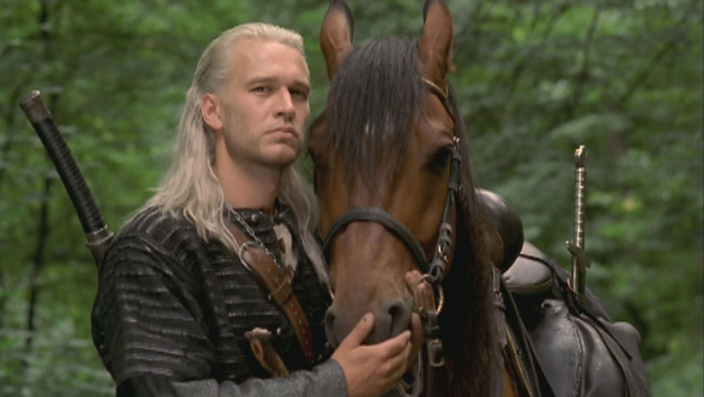 Henry Cavill incarnera Geralt de Riv dans la série The Witcher