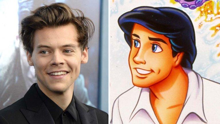 Harry Styles négocie le rôle du prince dans