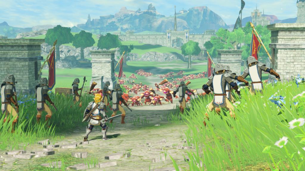 Un nouveau jeu Zelda inédit tout juste annoncé sur Switch — Nintendo