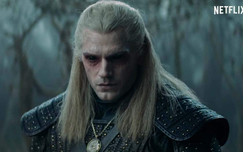 7 saisons prévues par Netflix — The Witcher