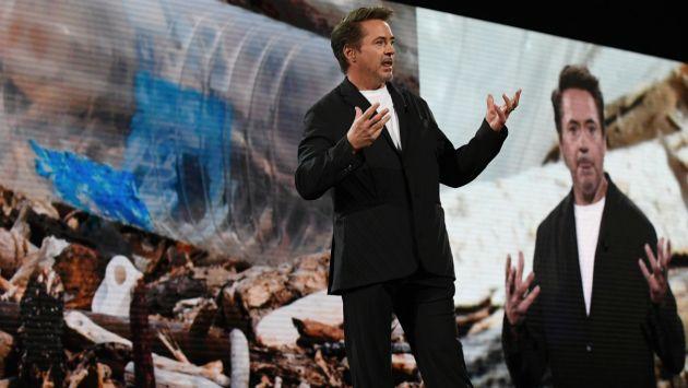 Robert Downey Jr. dévoile ses ambitions : sauver le monde en 10 ans
