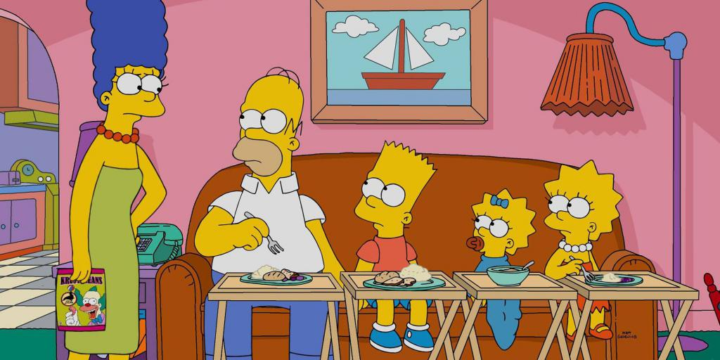 Un nouveau film est en préparation — Les Simpson
