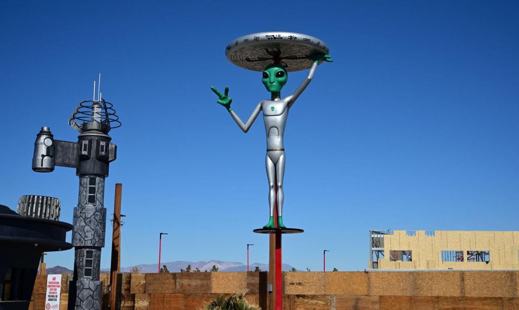 Envahissons la zone 51 pour aller voir les aliens