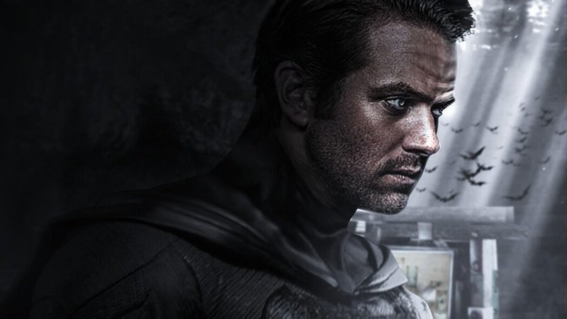 Robert Pattinson serait le Chevalier Noir — The Batman