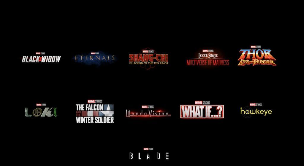 Marvel Calendrier.Marvel Studios Disney Annonce Des Dates De Sortie Pour