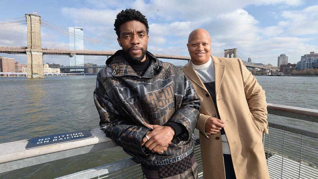 Pourquoi il n'a rien dit sur sa maladie — Chadwick Boseman