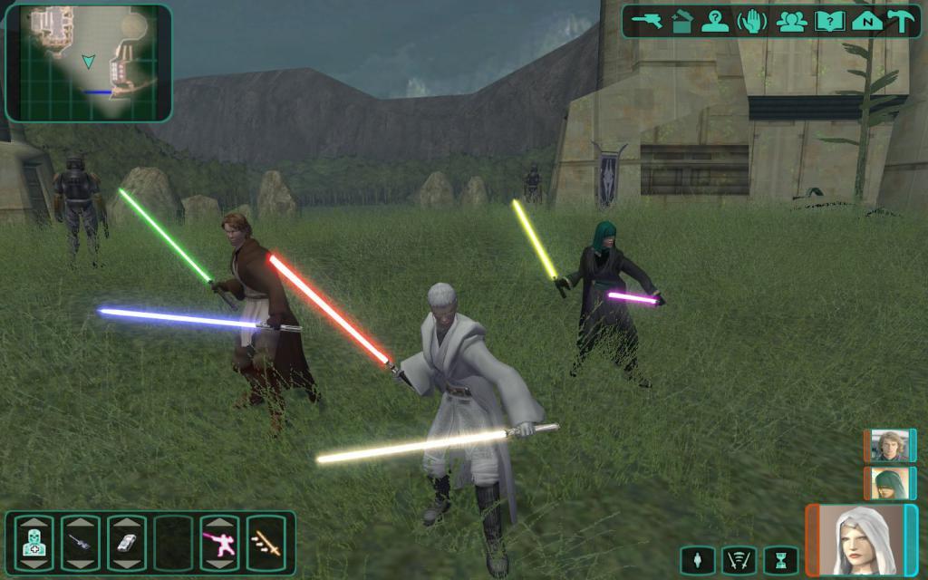 Star Wars KOTOR aura droit à un remake ou une suite — Rumeur