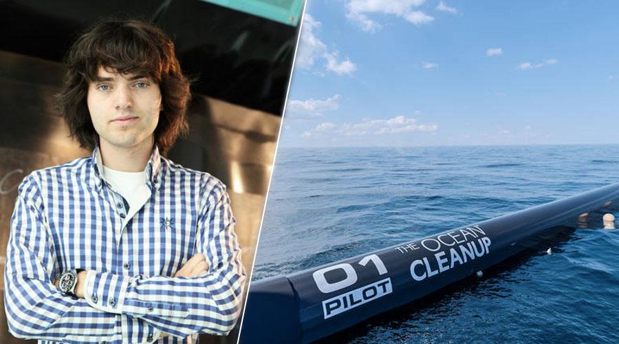 Environnement : un bateau part nettoyer le Pacifique de ses déchets plastiques