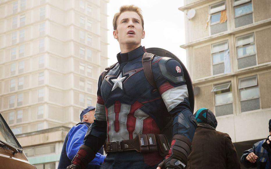Chris Evans de retour dans un film-mystère — Captain America