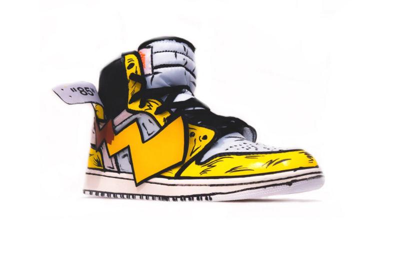 Aussi Sont Chères Pika Belles PokemonCes Que Shoes 92YWEIDH