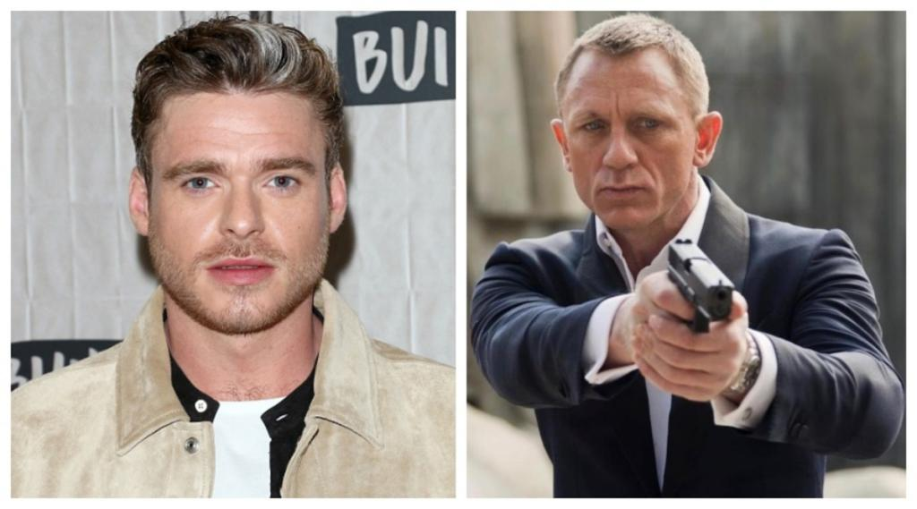 Richard Madden (Robb Stark) pourrait devenir 007 — James Bond
