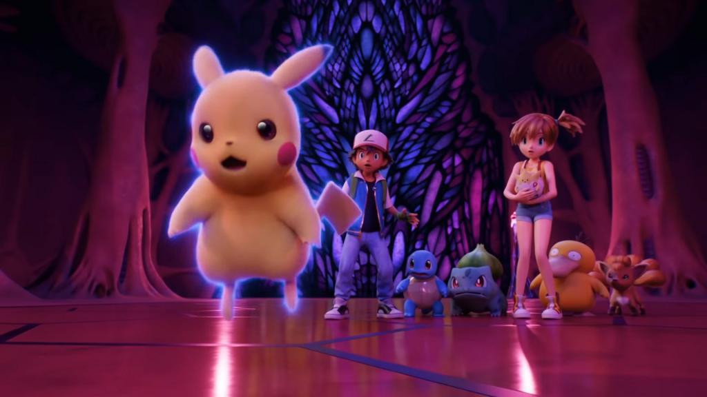 Évolution: Netflix annonce la sortie mondiale de Mewtwo contre-attaque
