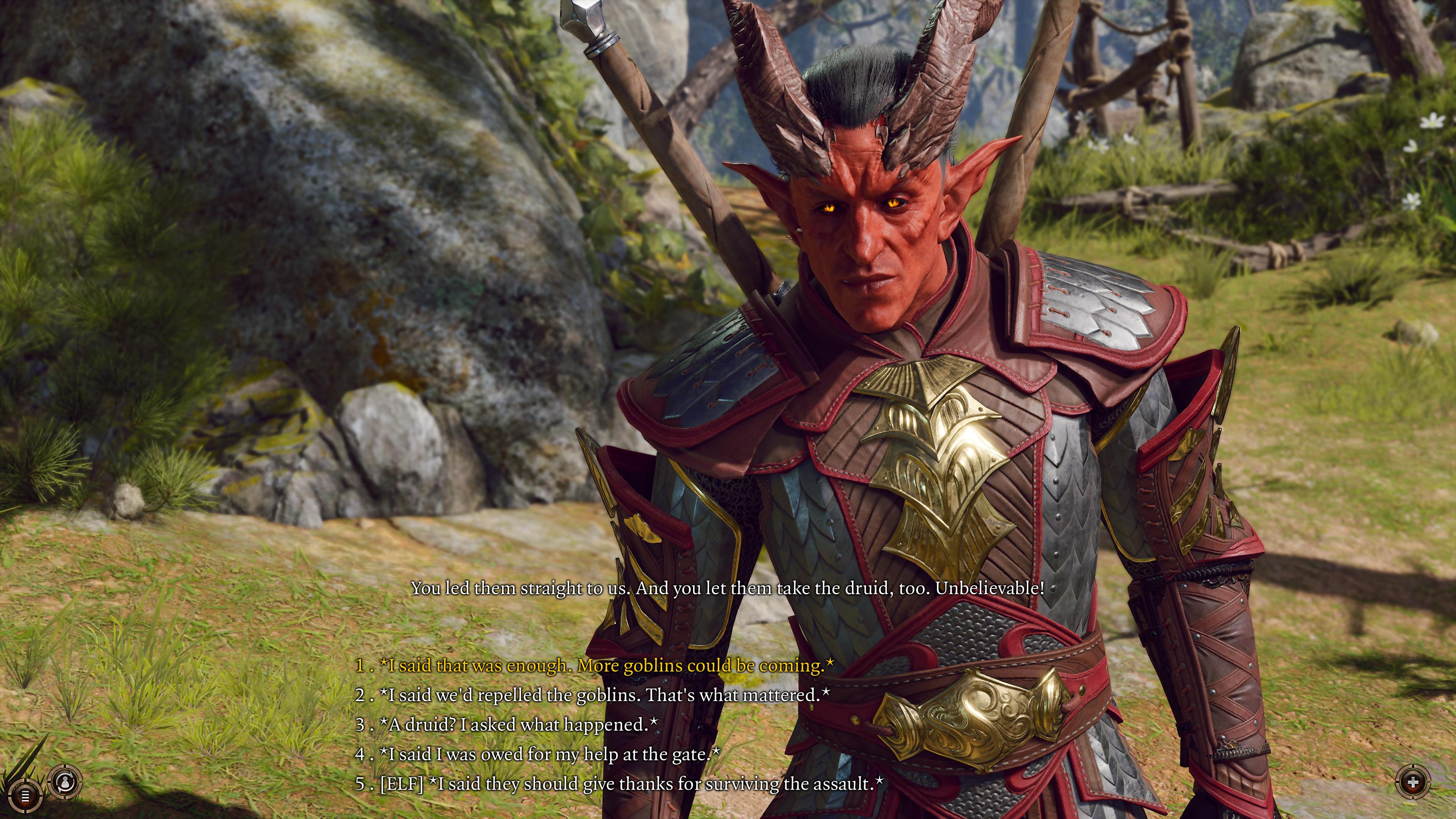 Baldurs Gate 3 : des images du jeu ont fuité