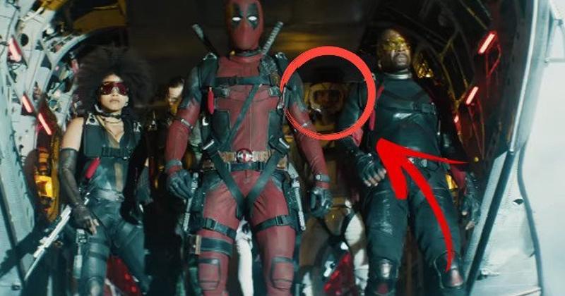 Deadpool 2 d couvrez les petits d tails cach s de la bande annonce - Comment dessiner deadpool ...