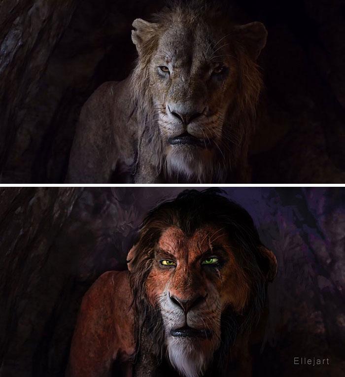 CRITIQUE. LE ROI LION en tout beau, tout propre dans Cinéma lionkingliveactionfanremakenikolaymochkin5d36c0a819ada700